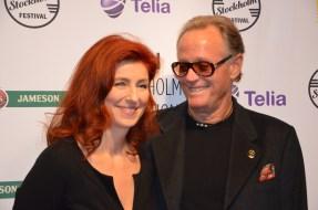 Git Scheynius & Peter Fonda