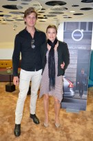 Nicole Schulman med Johan
