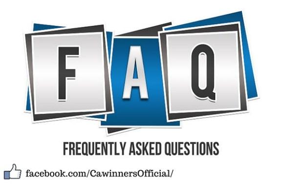 FAQ on CS Foundation Computer Based Exam