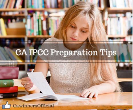 CA IPCC Preparation Tips For May 2016