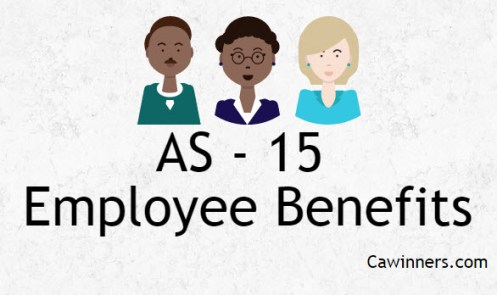 AS 15 Employee Benefits Summary Notes PDF