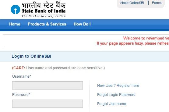 Online SBI Login 3