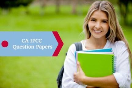 CA IPCC Question Papers Nov 2017