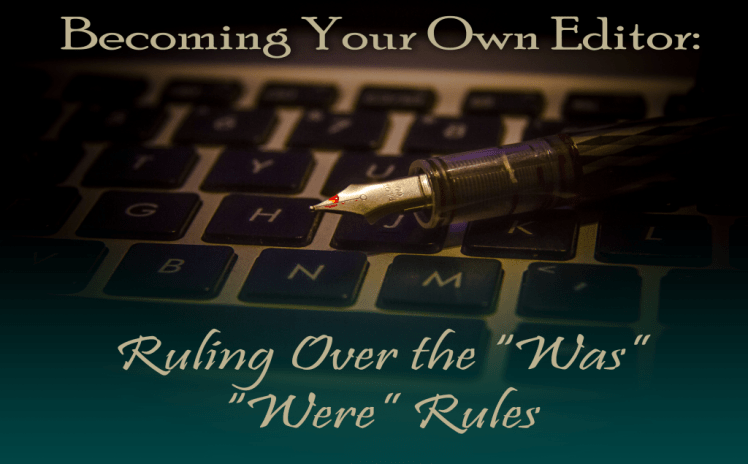 Becoming Your Own Editor