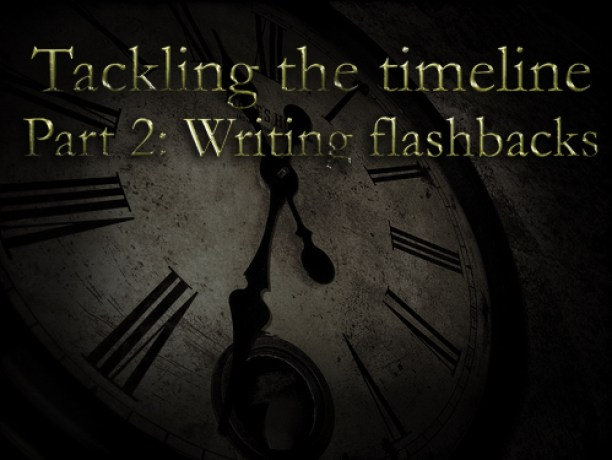 Writing flashbacks