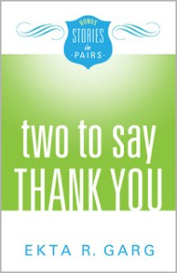 Two to Say Thank You