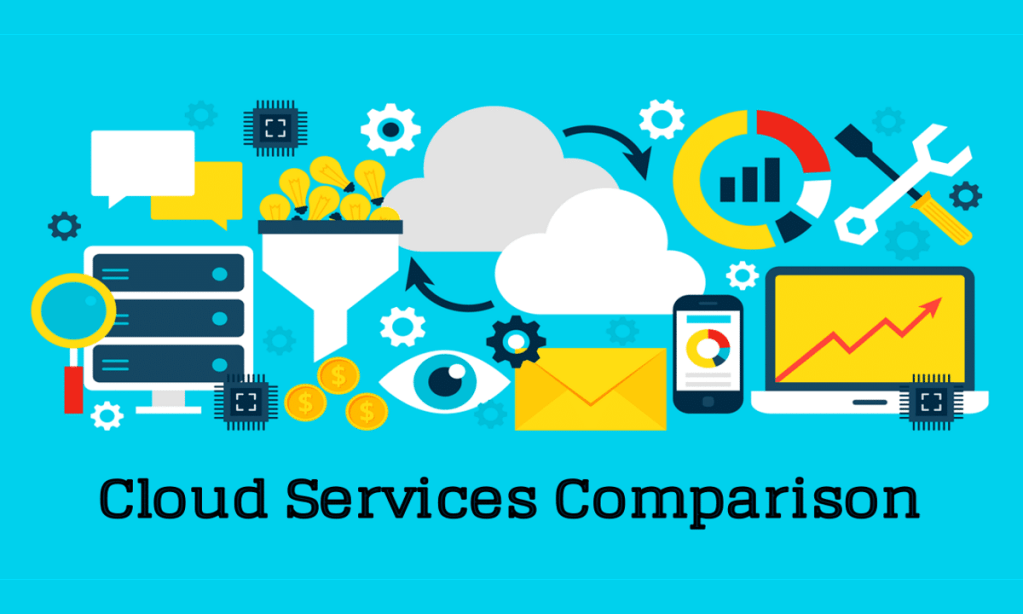 Cloud Services Comparison: AWS vs  Google vs  Azure | Caylent