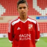 Teen player secures apprenticeship with English club
