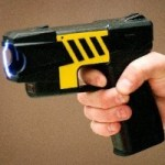 Cops Taser violent mental health patient