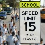 Drivers face licence loss over school zone speeding