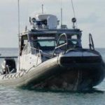 Search continues in rough seas