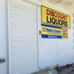 Booze shop targeted by gunman