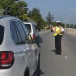 Crashes drop but tickets soar for rogue drivers