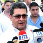 Honduran president visits CI for trade talks