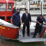 Fire service officially launches $200k boat