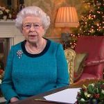 Queen talks about inspiration in Christmas speech