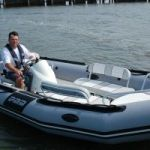 Zodiac boat stolen from Ritz-Carlton beach
