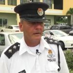 Ex top traffic cop charged in hit and run