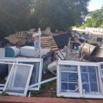DEH urges residents to stop fly tipping