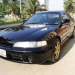 Police on lookout for stolen Honda Integra