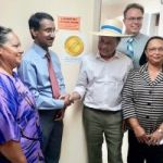 Governor lauds HSA facilities on first visit
