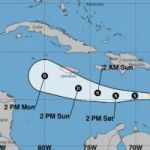 Tropical Storm Isaac has dissipated