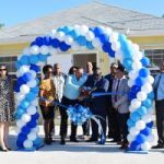 Bodden Town low-cost home project finished