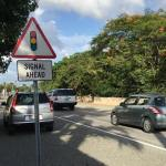 Traffic trouble rolls on as light meter goes live