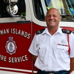 Chief fire officer begins year-long posting