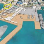 Dart in talks over cruise port land