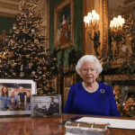 Queen reflects on 'bumpy year'