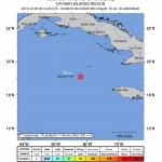 Earthquake shakes Cayman awake