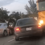 School kids safe after school bus crash