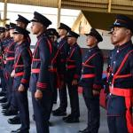 No women among 16 new Fire Service recruits
