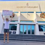 Protesters to call for MPs to oust speaker
