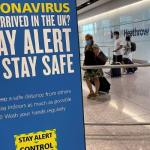 All travellers to UK require negative COVID test