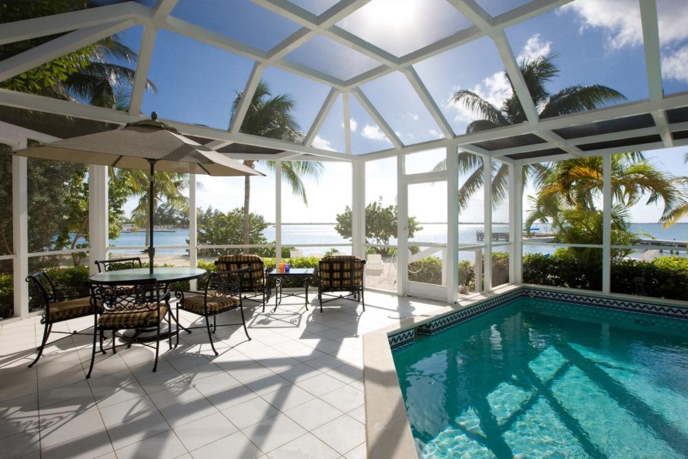 the pools at cayman