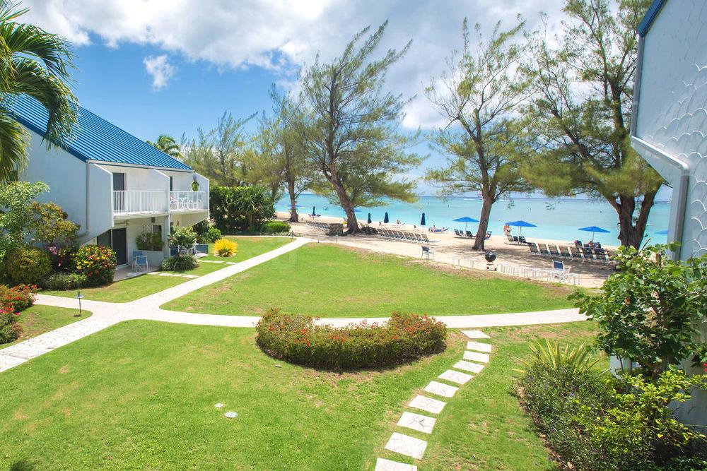 Villas of the Galleon Condominiums Seven Mile Beach Grand Cayman