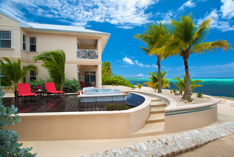 The Club at Little Cayman condos  luxury condominiums on