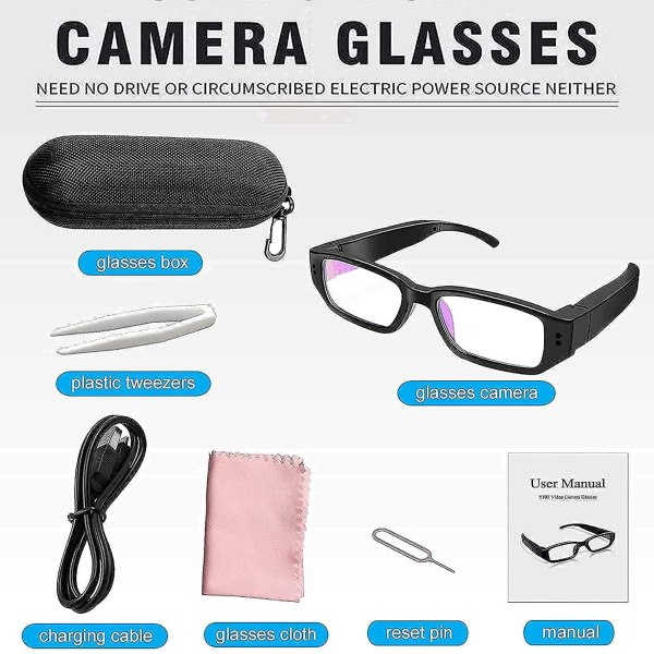 best camera glasses
