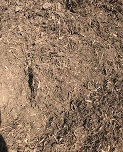 Brown Mulch Natures Blend