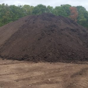 Screened compost revised