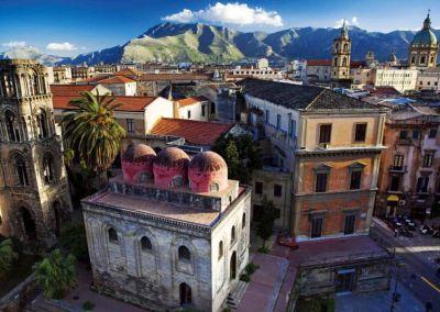 2 plazas de SVE en Italia-Palermo