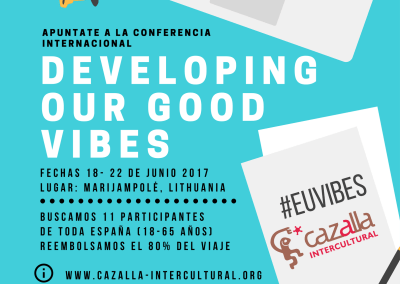 Developing our Good Vibes (Lituania)