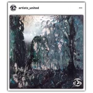 Wilderness by cazartco featured by @artistz_united on Instagram
