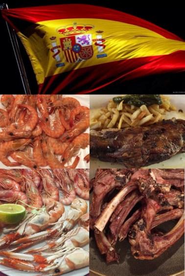 meet and sea food