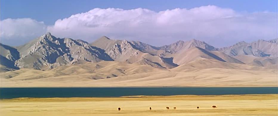 kyrgyzstan landscape