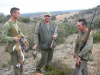 Periodos hábiles de caza en la Comunidad Valenciana para la temporada 2013/2014