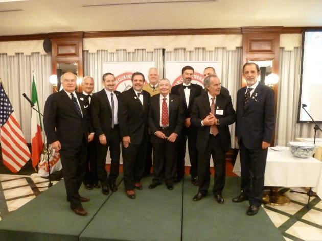 Capítulo italiano SCI convención 2014