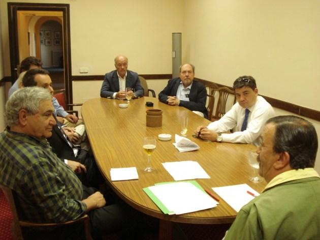 Asamblea Capítulo Castilla SCI 2014